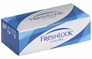 Контактные линзы FRESHLOOK COMFORT COLORS