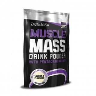Гейнер BT Muscle Mass 1кг