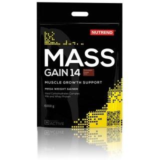 Гейнер NUTREND Mass Gain14 6кг