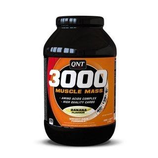 Гейнер QNT 3000 Muscle Mass 1,3кг