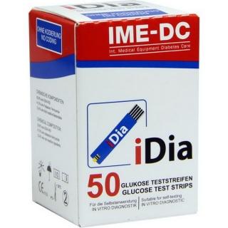 Тест-полоски IME-DC (Име-ДиСи) IDIA №50