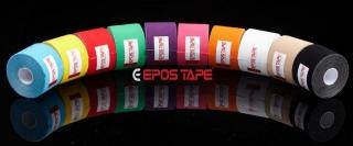 Кинезиологический тейп EPOS TAPE 5смх5м
