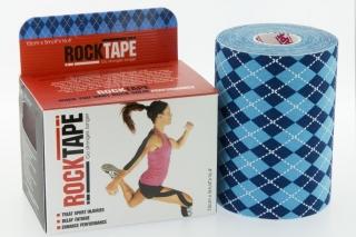 Кинезиологический тейп RockTape Mini Big Daddy 10смх5м