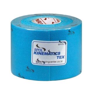 Кинезиологический тейп Spol Kinematics Tex 5смх5м