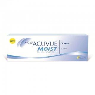 Контактные линзы 1-DAY ACUVUE® MOIST (30 бл/уп)