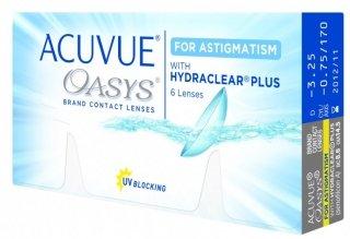 Контактные линзы ACUVUE® OASYS for ASTIGMATISM