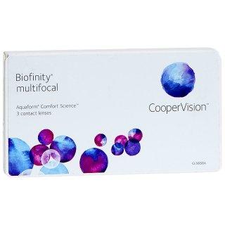 Контактные линзы Biofinity Multifocal (3шт)