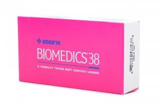 Контактные линзы Biomedics 38