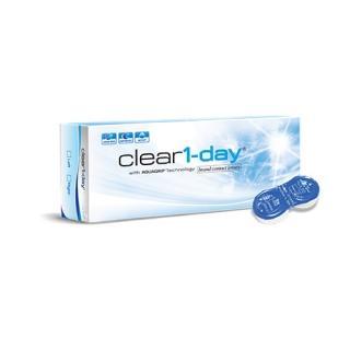 Контактные линзы Clear 1-day (30 бл/уп)