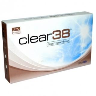 Контактные линзы Clear 38 (6шт)
