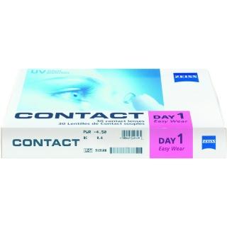 Контактные линзы Contact day 1 Easy Wear