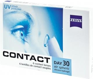 Контактные линзы Contact day 30 Air spheric