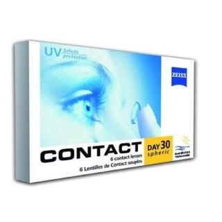 Контактные линзы Contact Day 30 Mediterranee