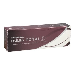 Контактные линзы Dailies Total 1 (30+10) АКЦИЯ
