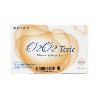 Контактные линзы O2O2 Toric (6шт)