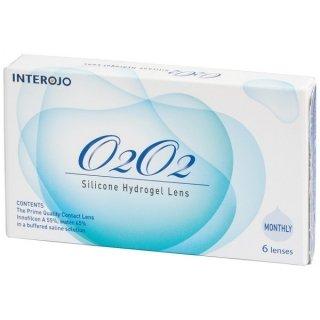 Контактные линзы O2O2