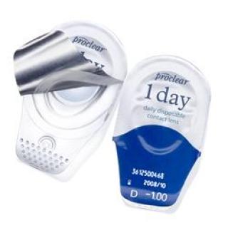 Контактные линзы Proclear 1 day (30 бл/уп)
