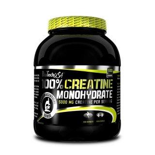 Креатин BT 100% CREATINE MONOHYDRATE 1000гр
