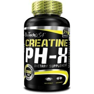 Креатин BT CREATINE pH-X 210 капсул