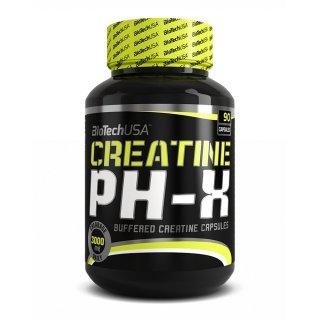 Креатин BT CREATINE pH-X 90 капсул
