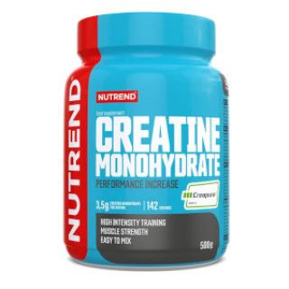 Креатин NUTREND Creatine Monohydrate Creapure 500гр