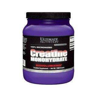 Креатин UltN 100% Micronized Creatine MONOHYDRATE 300гр