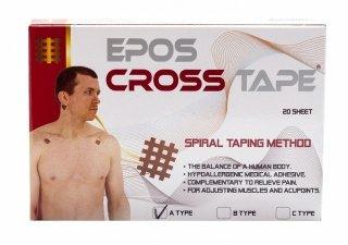 Кросс тейп EPOS TAPE 2,7х2,1см