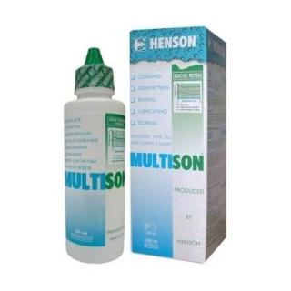 Раствор для линз MULTISON 100мл