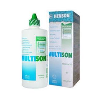 Раствор для линз MULTISON 240мл