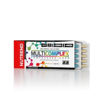 NUTREND Multicomplex Compressed Caps 60 капсул