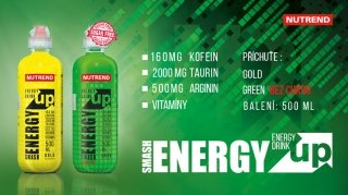 NUTREND Smash Energy Up 500мл