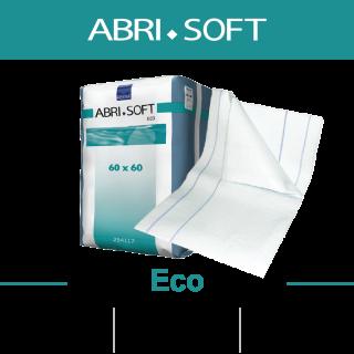 Одноразовые пеленки при недержании ABRI-SOFT Eco 700мл, 60х60см, 60шт