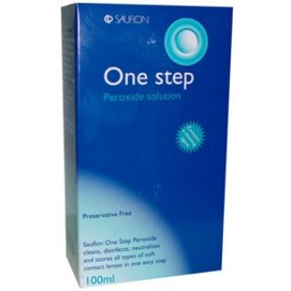 Раствор для линз ONE STEP 100мл