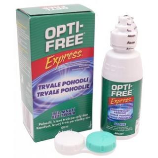 Раствор для линз OPTI-FREE EXPRESS 120мл