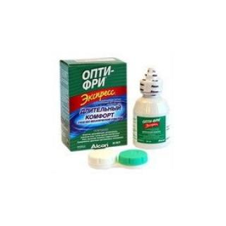 Раствор для линз OPTI-FREE EXPRESS 60 ml