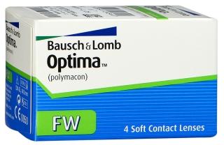 Контактные линзы OPTIMA FW (4шт)