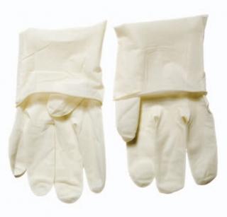 Перчатки смотровые неопудренные стерильные р.L,M,S