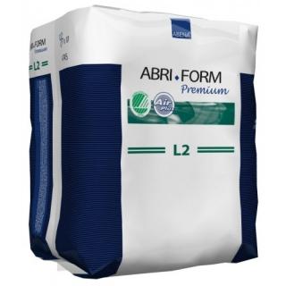 Подгузники для взрослых ABRI-FORM L2 100-150см, 3100мл, 10шт