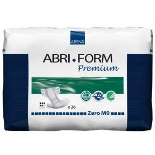 Подгузники для взрослых ABRI-FORM M0 1500 мл, 70-110 см, 26 шт