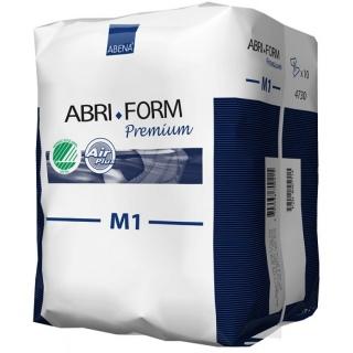 Подгузники для взрослых ABRI-FORM M1 2000 мл, 70-110 см, 10 шт