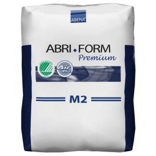 Подгузники для взрослых ABRI-FORM M2 2600 мл, 70-110 см, 24 шт