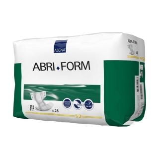 Подгузники для взрослых ABRI-FORM S2 1800 мл, 60-85 см, 28шт