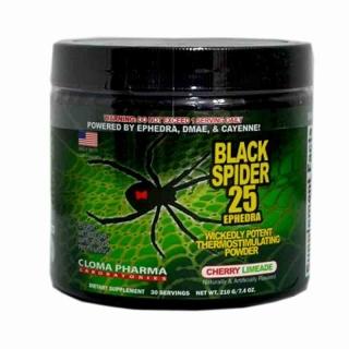 Предтреник CPh Powder Black Spider 210гр