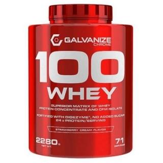 Протеин GN Chrome 100 Whey 2,280кг