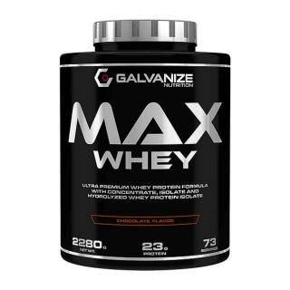 Протеин GN Max Whey 2,280кг