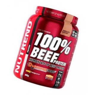 Протеин NUTREND 100% Beef Protein 900г