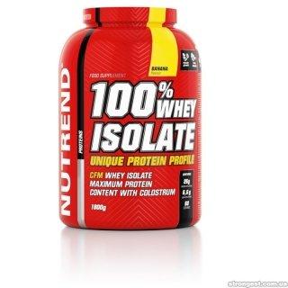 Протеин NUTREND 100% Whey Isolate 1,8кг