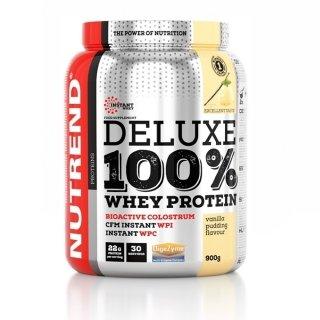 Протеин NUTREND Deluxe 100% Whey Protein 900г