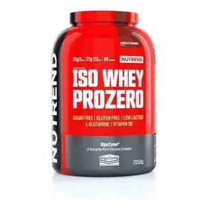 Протеин NUTREND Iso Whey Prozero 2,25кг