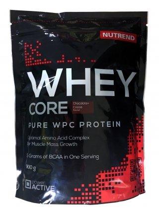 Протеин NUTREND Whey Core 900г